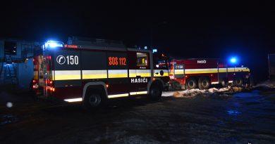 Požiar v Bobrovci mal našťastie dobrý koniec