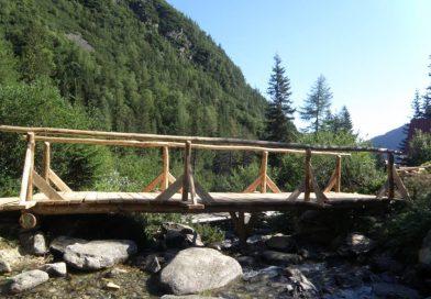 Nový most nad Žiarskou chatou