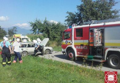 Vážna nehoda pri Dúbrave