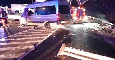 Dve obete rannej nehody