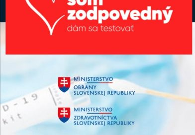 Ministerstvá zverejnili web k testovaniu